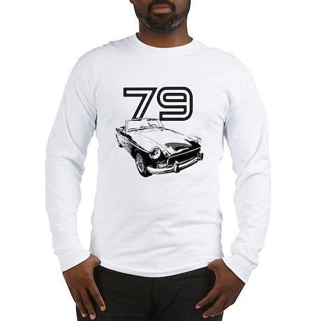1979 MG Midget Long Sleeve T-Shirt
