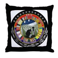 VT07 Throw Pillow