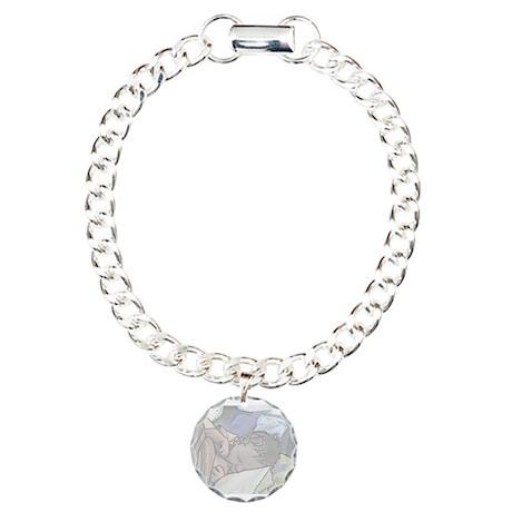 Hungry Charm Bracelet, One Charm