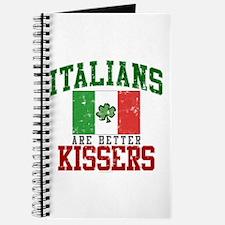 Italians Are Better Kissers Journal