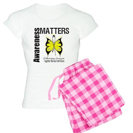 Endometriosis Awareness Women's Light Pajamas