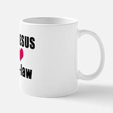 Jesus Envy Mug