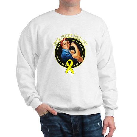 Endometriosis We Can Do It Sweatshirt