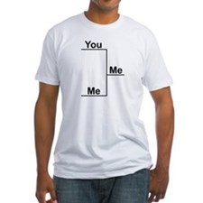 You versus Me Bracket Shirt