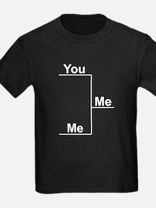 You versus Me Bracket T