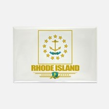 Rhode Island Pride Rectangle Magnet