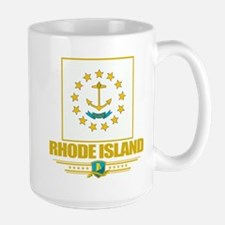 Rhode Island Pride Large Mug