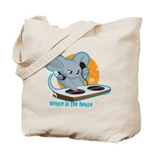 Mouse in the House Tote Bag