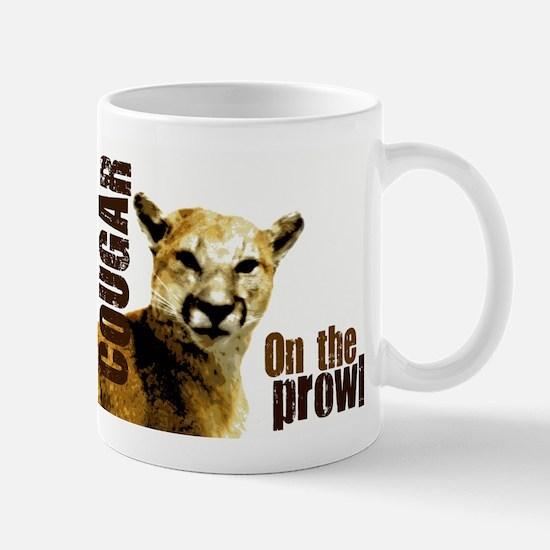 COUGAR - On The Prowl Mug