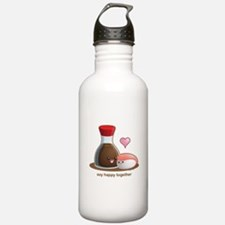 Soy happy together Sports Water Bottle