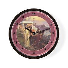 Cool Orientalists Wall Clock