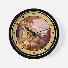 Unique Frederick Wall Clock