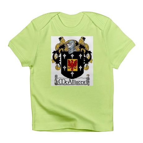 McAllister Coat of Arms Infant T-Shirt