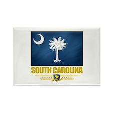 South Carolina Pride Rectangle Magnet