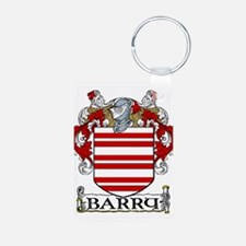 Barry Coat of Arms Keychains