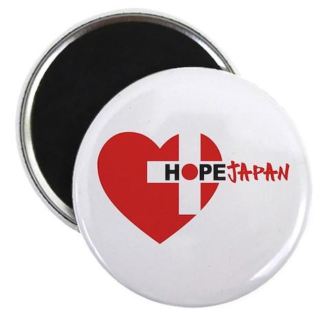 Hope Japan - Earthquake 2011 Magnet