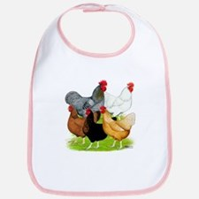 Sex-link Chicken Quintet Bib