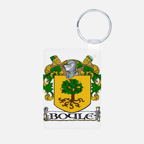 Boyle Coat of Arms Keychains