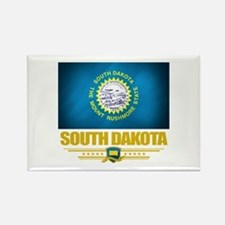 South Dakota Pride Rectangle Magnet