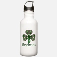 Brennan Shamrock Water Bottle