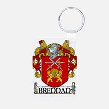 Brennan Coat of Arms Keychains