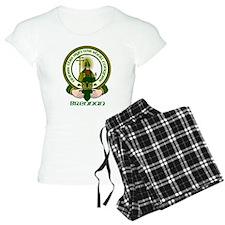Brennan Clan Motto Pajamas
