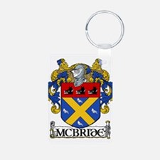 McBride Coat of Arms Keychains