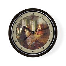 Funny Orientalists Wall Clock