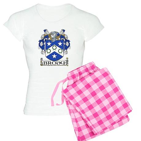 Brody Coat of Arms Women's Light Pajamas