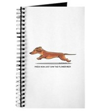 Dachshund Mom Funny Journal