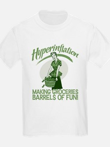 Inflation T-Shirt