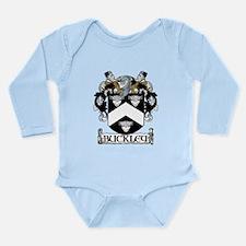 Buckley Coat of Arms Long Sleeve Infant Bodysuit