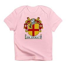 Burke Coat of Arms Infant T-Shirt
