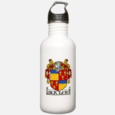 Butler Coat of Arms Water Bottle