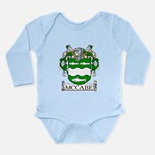 McCabe Coat of Arms Long Sleeve Infant Bodysuit