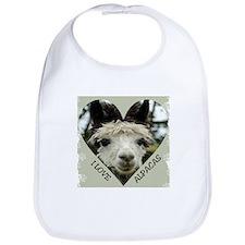Alpacas Bib