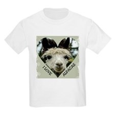 Alpacas Kids T-Shirt