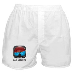 Bad Attitude Boxer Shorts