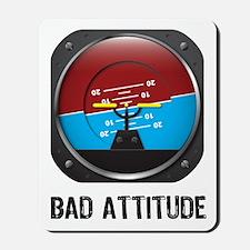 Bad Attitude Mousepad