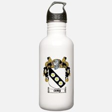 Carey Coat of Arms Water Bottle