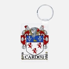 Carney Coat of Arms Aluminum Photo Keychain