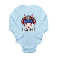 Carney Coat of Arms Long Sleeve Infant Bodysuit