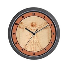 Cute Leonardo Wall Clock