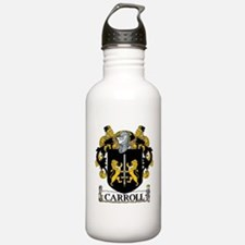 Carroll Coat of Arms Water Bottle