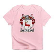 McCarthy Coat of Arms Infant T-Shirt