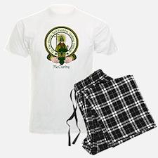 McCarthy Clan Motto Pajamas