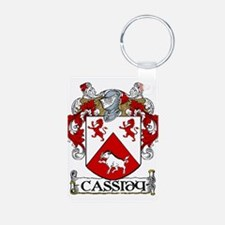Cassidy Coat of Arms Aluminum Photo Keychain