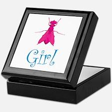 Fly Girl Keepsake Box