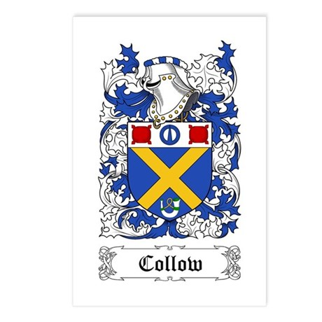 Collow Postcards (Package of 8)