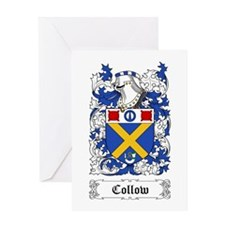 Collow Greeting Card